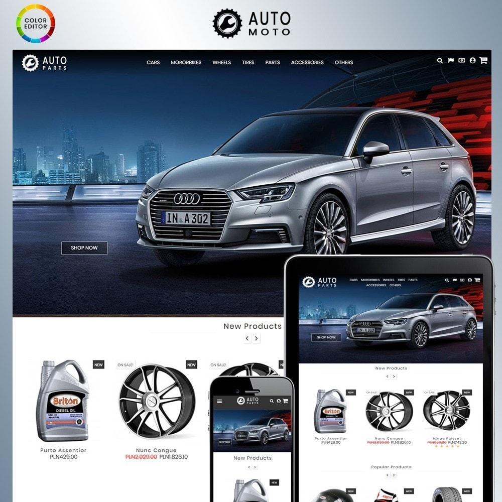 theme - Samochody - Auto Moto - 1