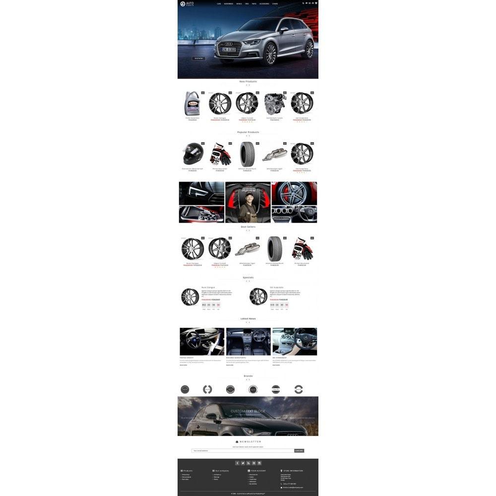 theme - Coches y Motos - Auto Moto - 2