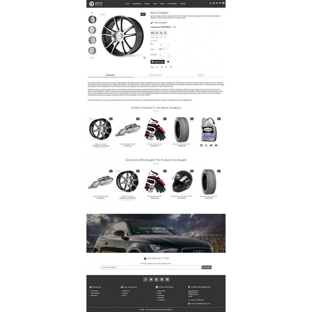theme - Coches y Motos - Auto Moto - 3