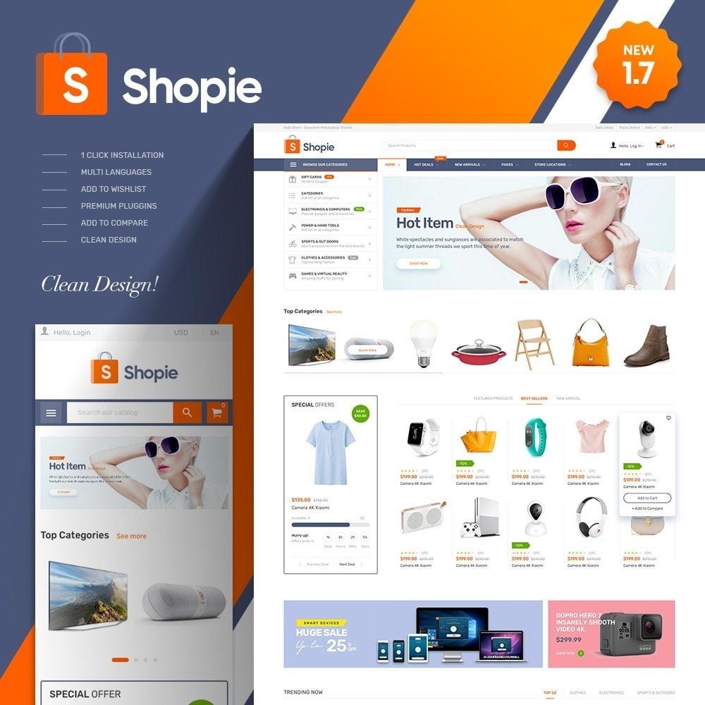 theme - Elektronik & High Tech - Shopie Marketplaces - 1