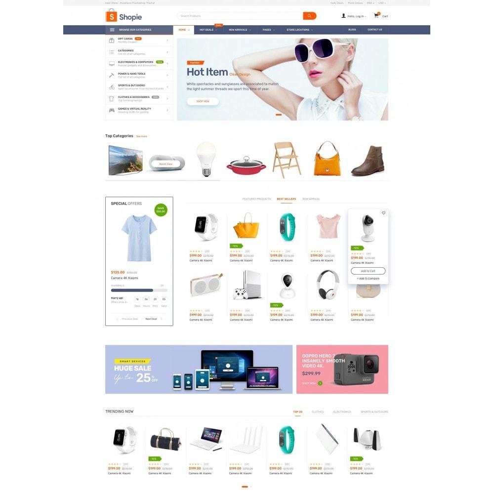 theme - Elektronik & High Tech - Shopie Marketplaces - 2