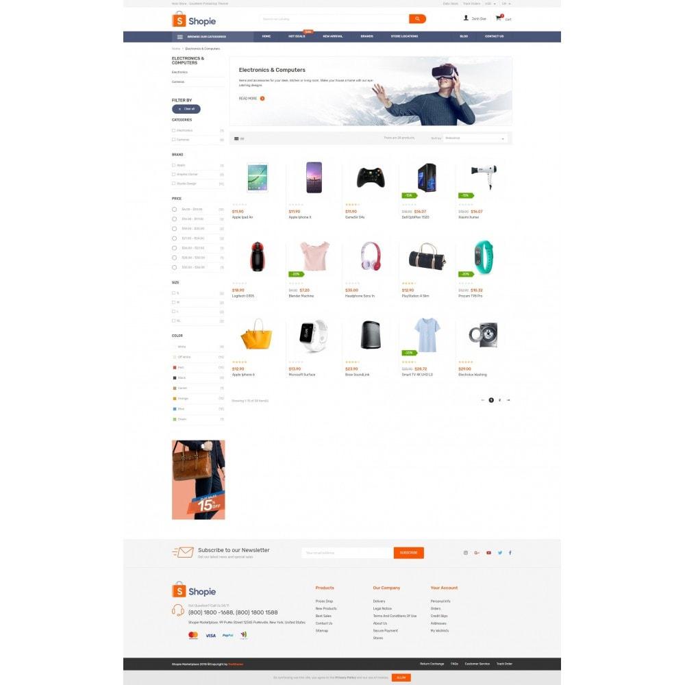 theme - Elektronik & High Tech - Shopie Marketplaces - 4