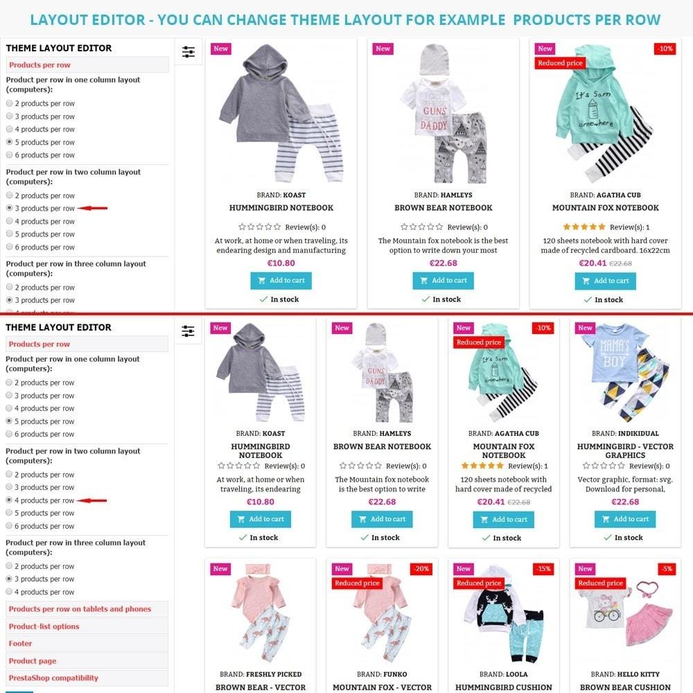 theme - Crianças & Brinquedos - AT20 - Kid cloths and toys store - 4
