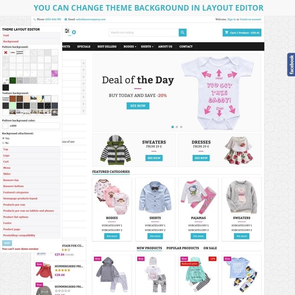 theme - Crianças & Brinquedos - AT20 - Kid cloths and toys store - 6