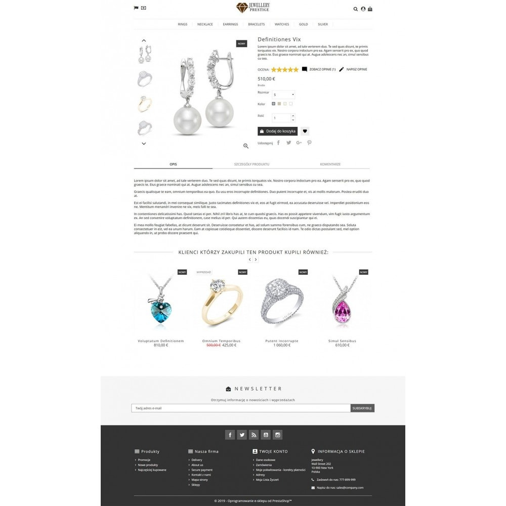theme - Bijoux & Accessoires - Prestige Jewellery - 3