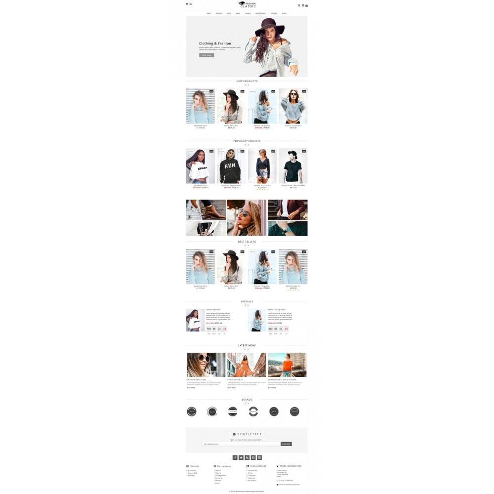 theme - Mode & Schoenen - Classic Fashion - 2