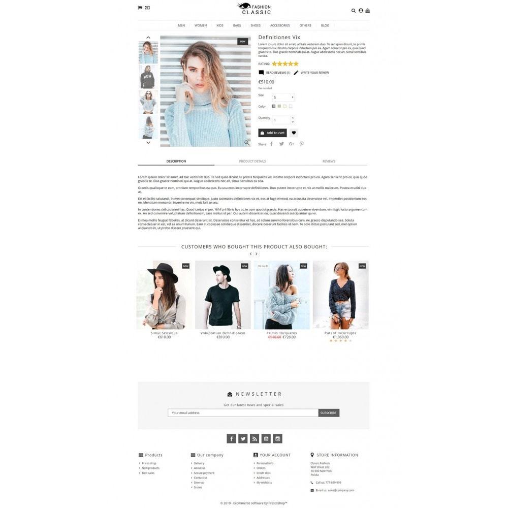 theme - Mode & Schoenen - Classic Fashion - 3