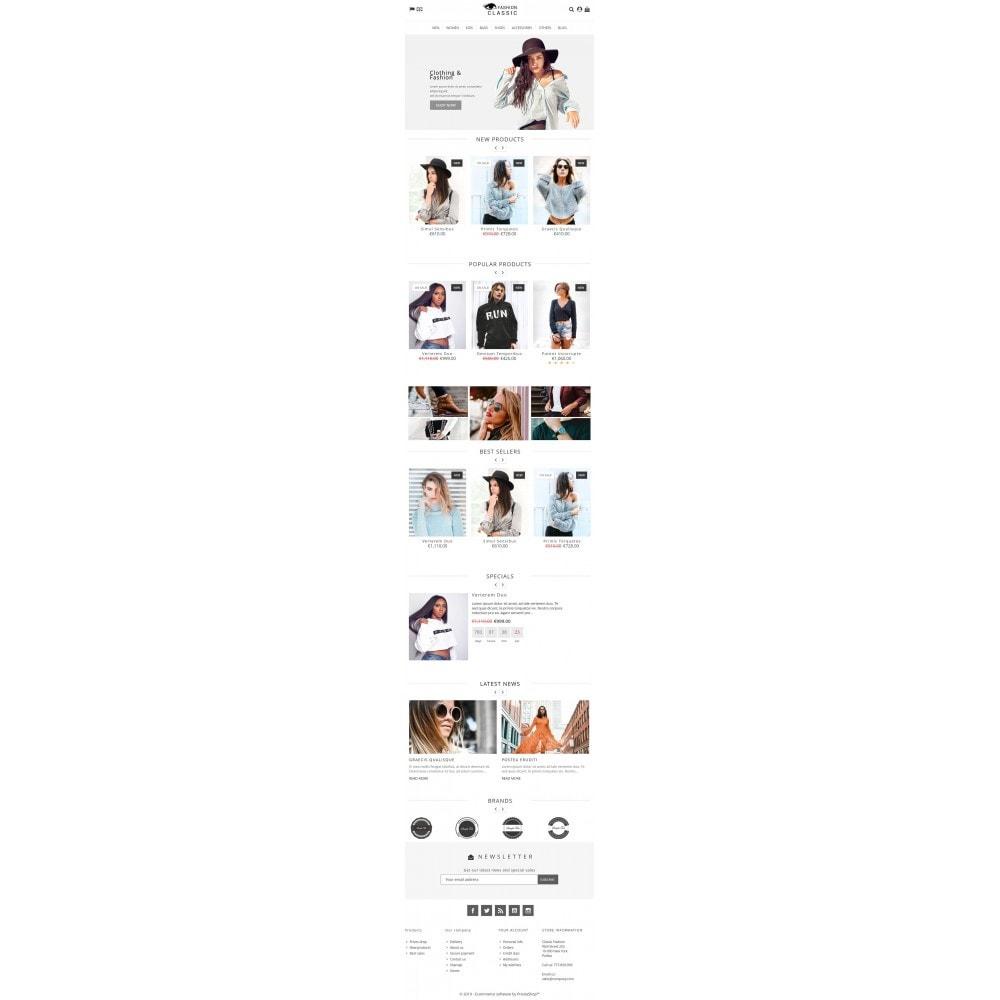 theme - Mode & Schoenen - Classic Fashion - 4