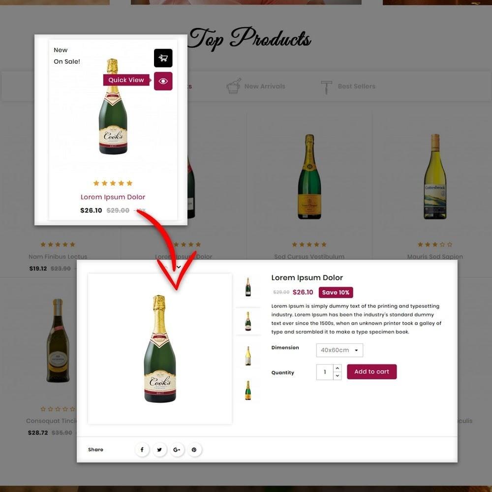 theme - Drink & Tobacco - Wino Wine Store - 6