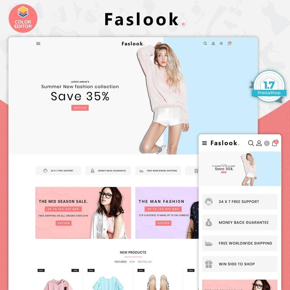 theme - Moda y Calzado - Fashlook - The Fashion Store - 1