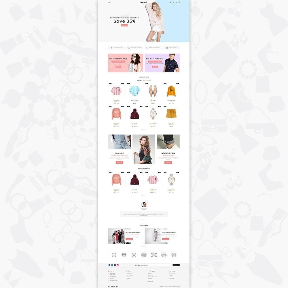 theme - Moda y Calzado - Fashlook - The Fashion Store - 2