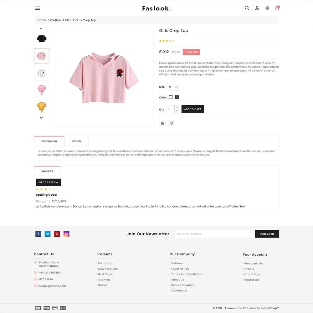 theme - Moda y Calzado - Fashlook - The Fashion Store - 5