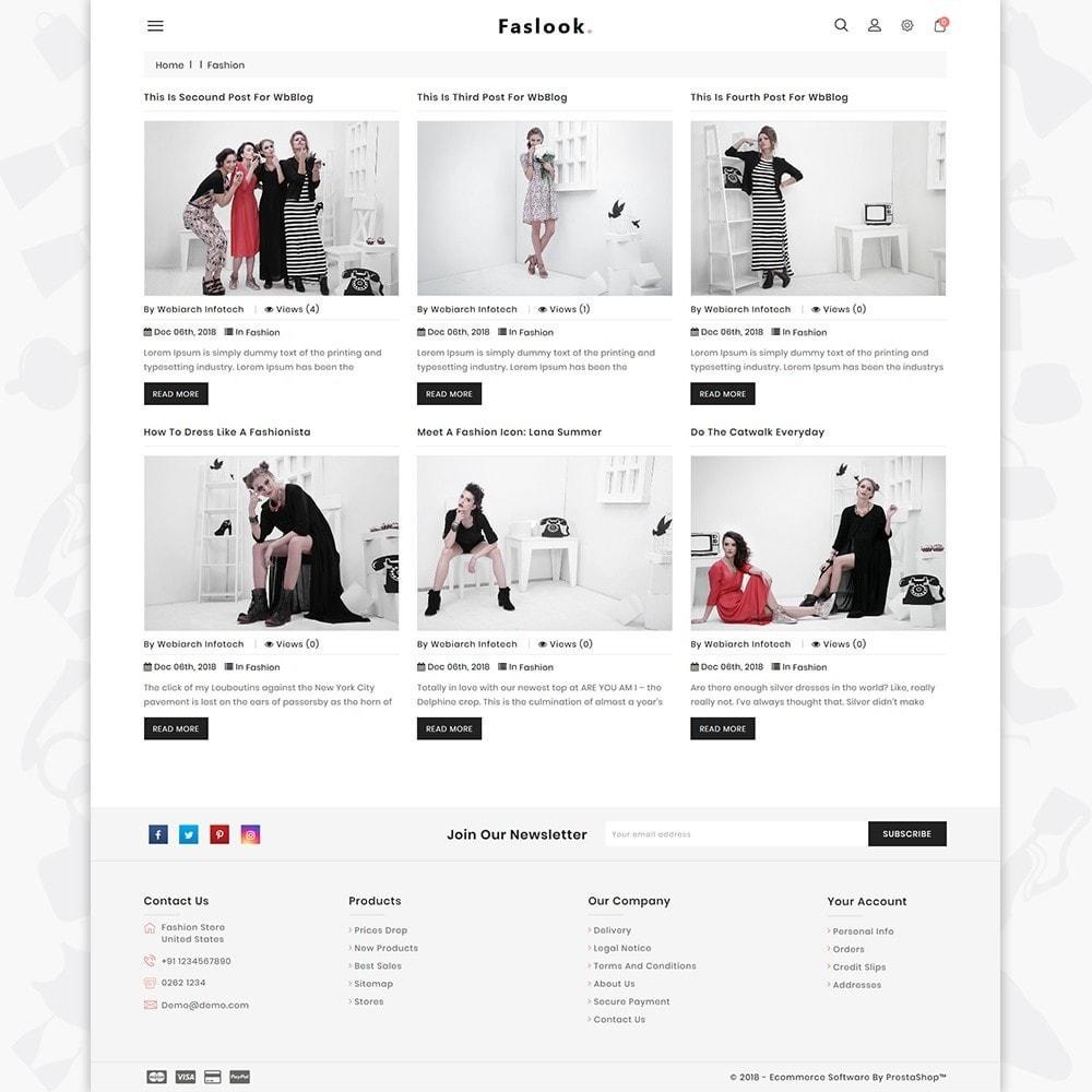 theme - Moda y Calzado - Fashlook - The Fashion Store - 6