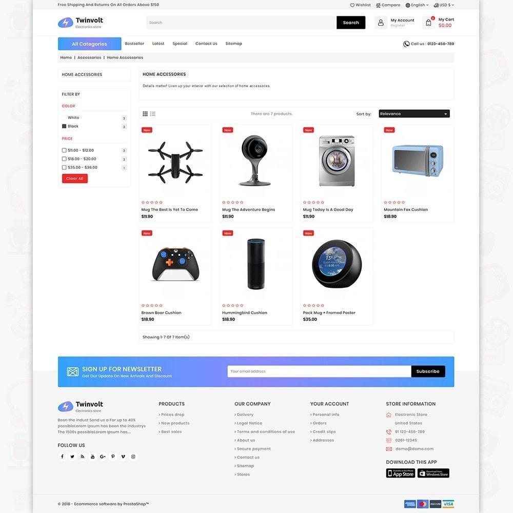 theme - Elektronik & High Tech - Twinvolt - Supermarket Hitech Store - 4