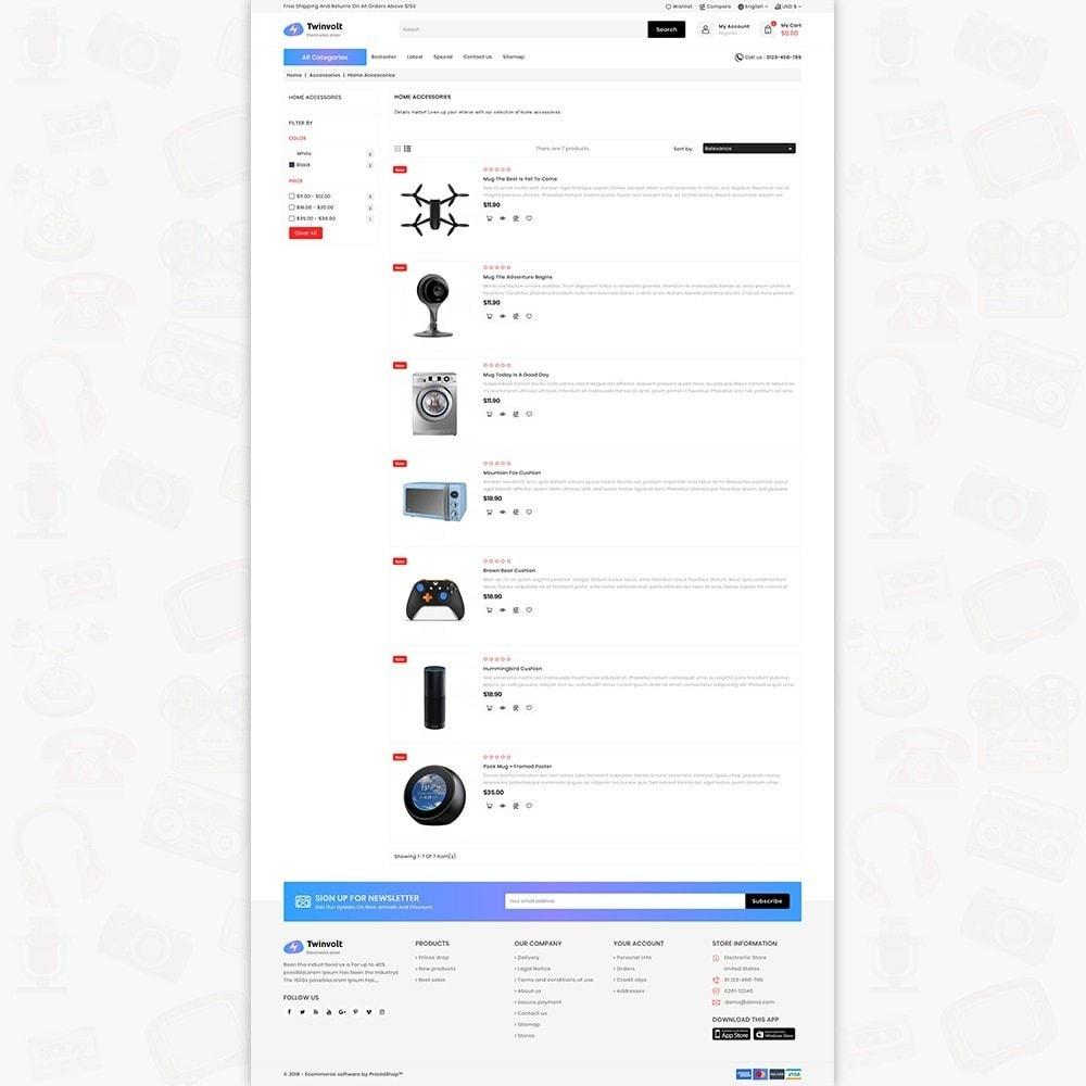 theme - Elektronik & High Tech - Twinvolt - Supermarket Hitech Store - 5
