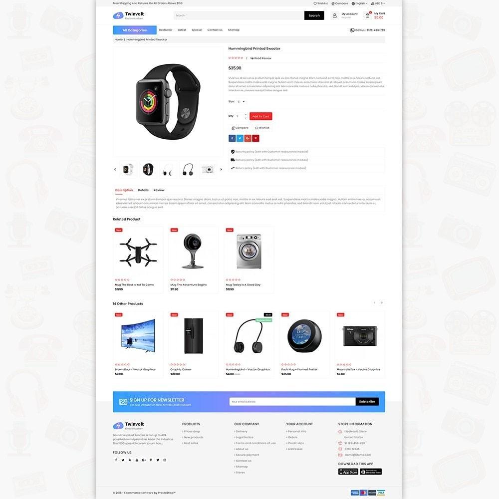 theme - Elektronik & High Tech - Twinvolt - Supermarket Hitech Store - 3
