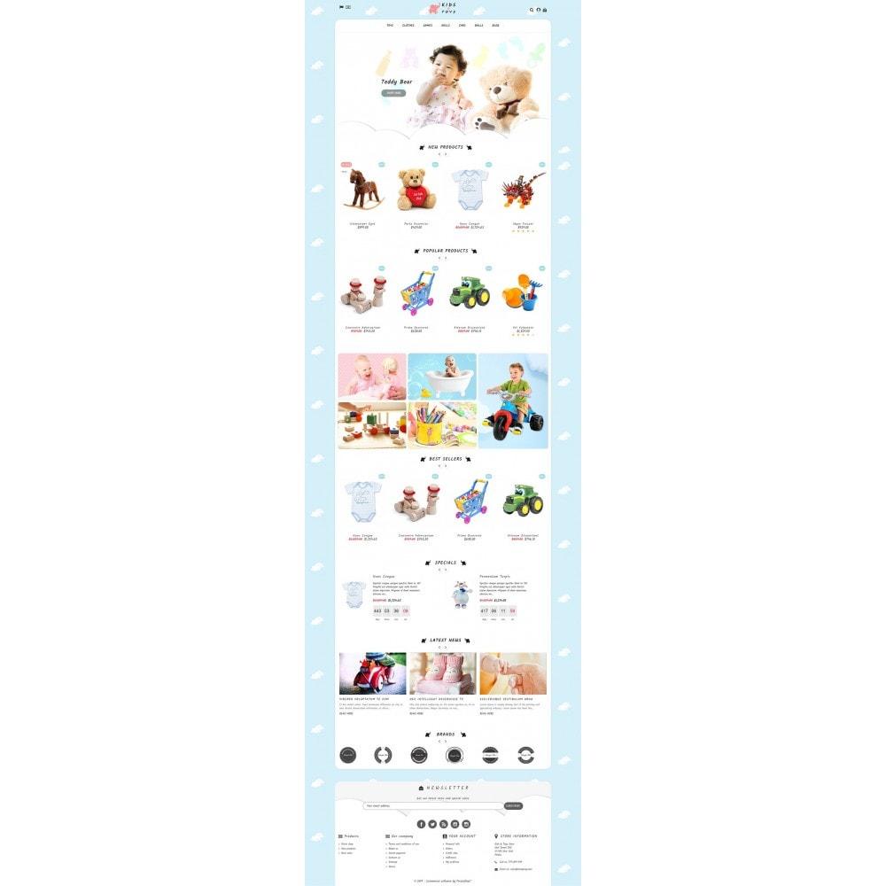 theme - Kinder & Spielzeug - Kids & Toys Store - 2