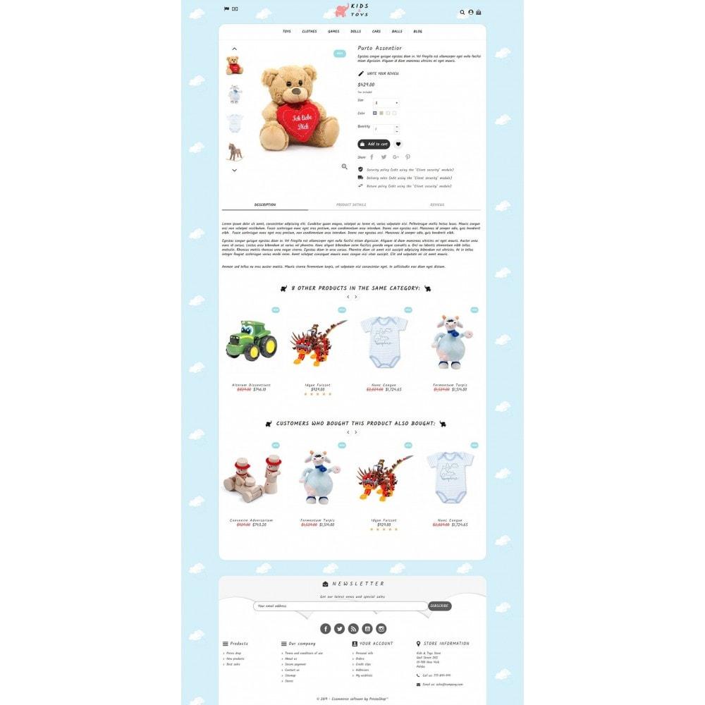 theme - Kinder & Spielzeug - Kids & Toys Store - 3