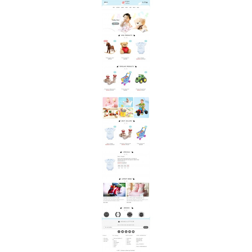 theme - Kinder & Spielzeug - Kids & Toys Store - 4