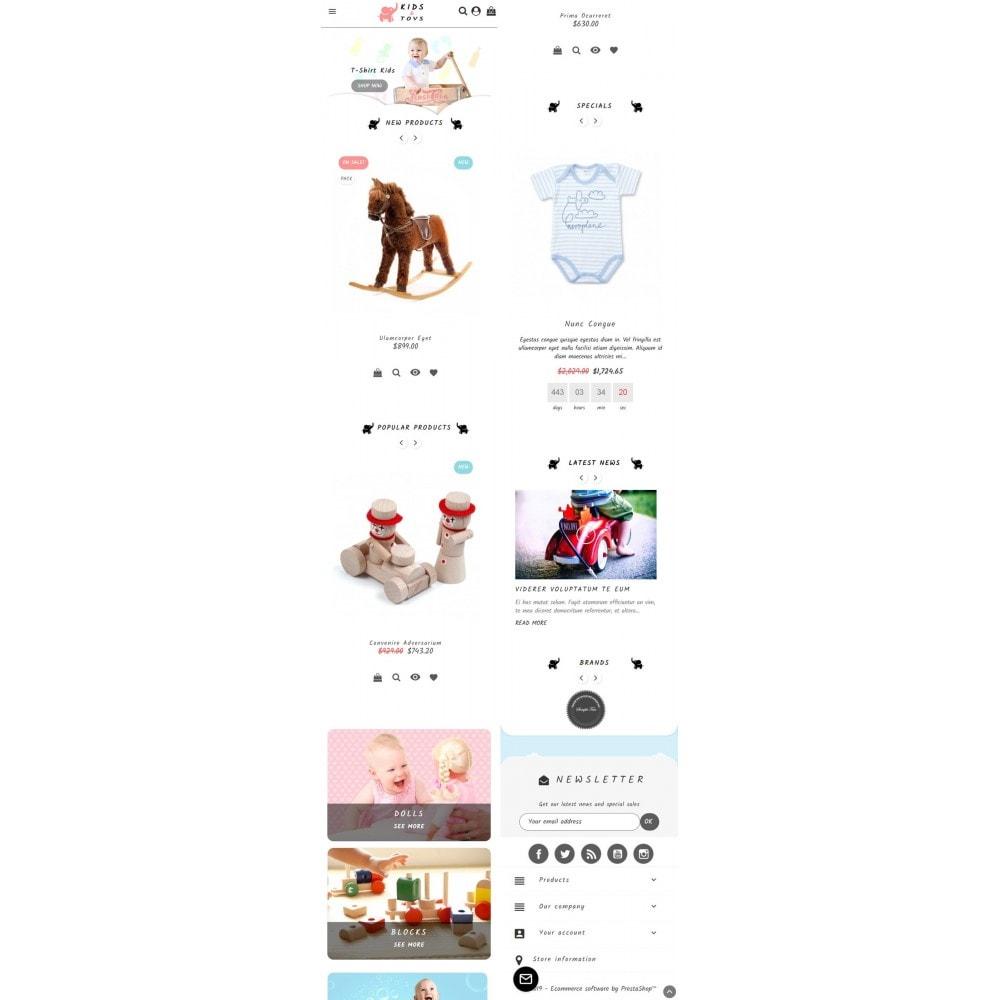 theme - Kinder & Spielzeug - Kids & Toys Store - 5