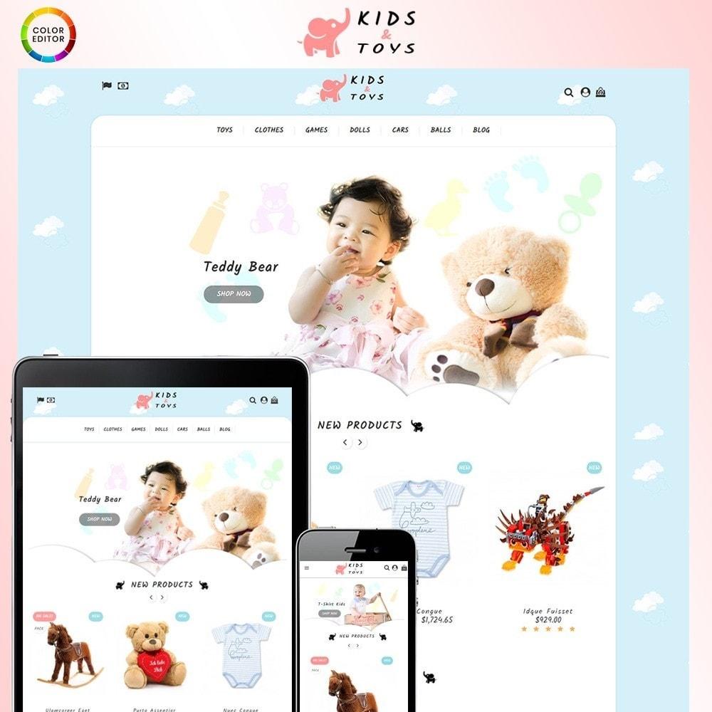 theme - Zabawki & Artykuły dziecięce - Kids & Toys Store - 2