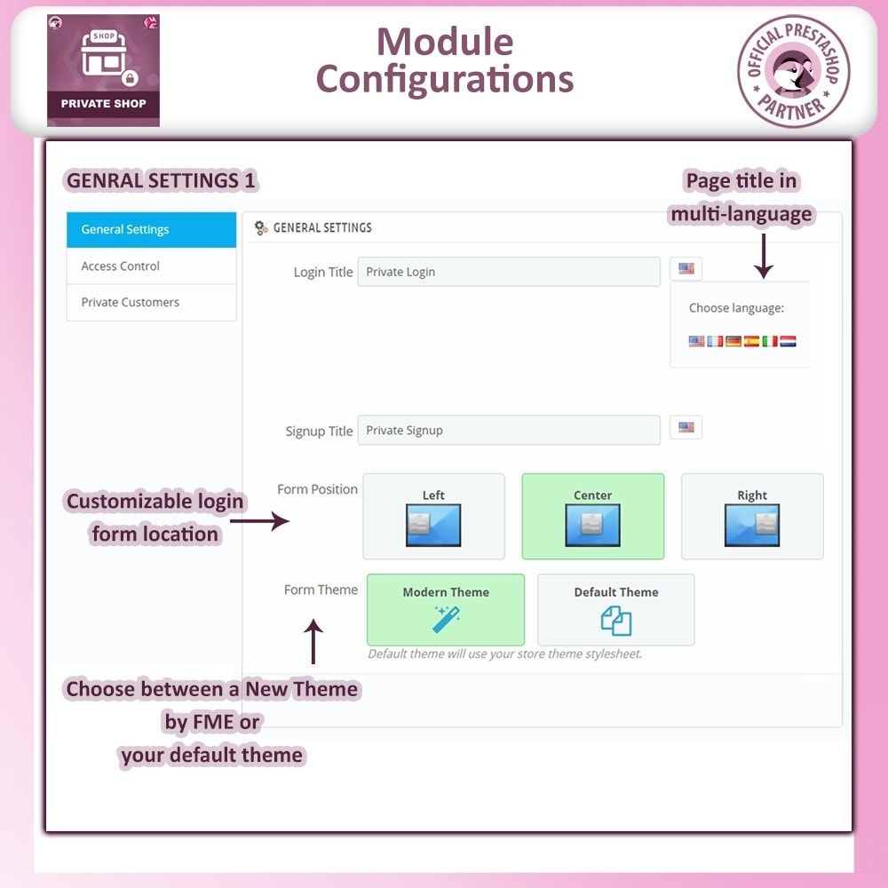 module - Vendas Privadas & Vendas Ultrarrápidas - Private Shop - Login to See Products / Store - 11