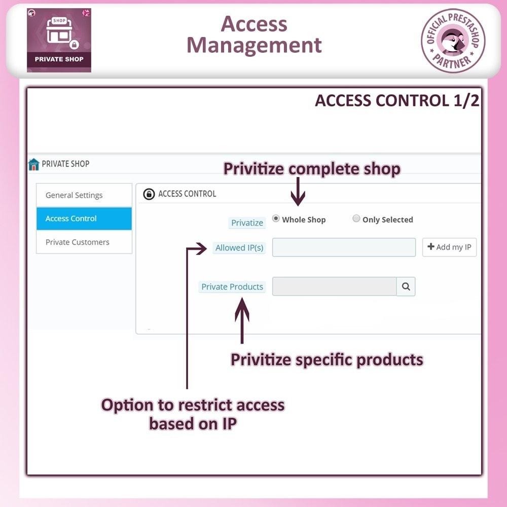 module - Vendas Privadas & Vendas Ultrarrápidas - Private Shop - Login to See Products / Store - 15