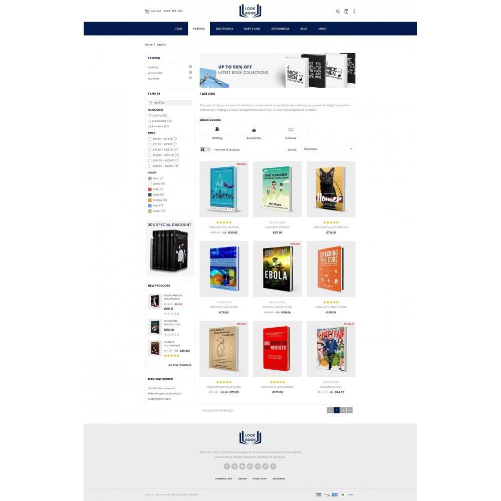 theme - Prezenty, Kwiaty & Uroczystości - Look Book Store - 3