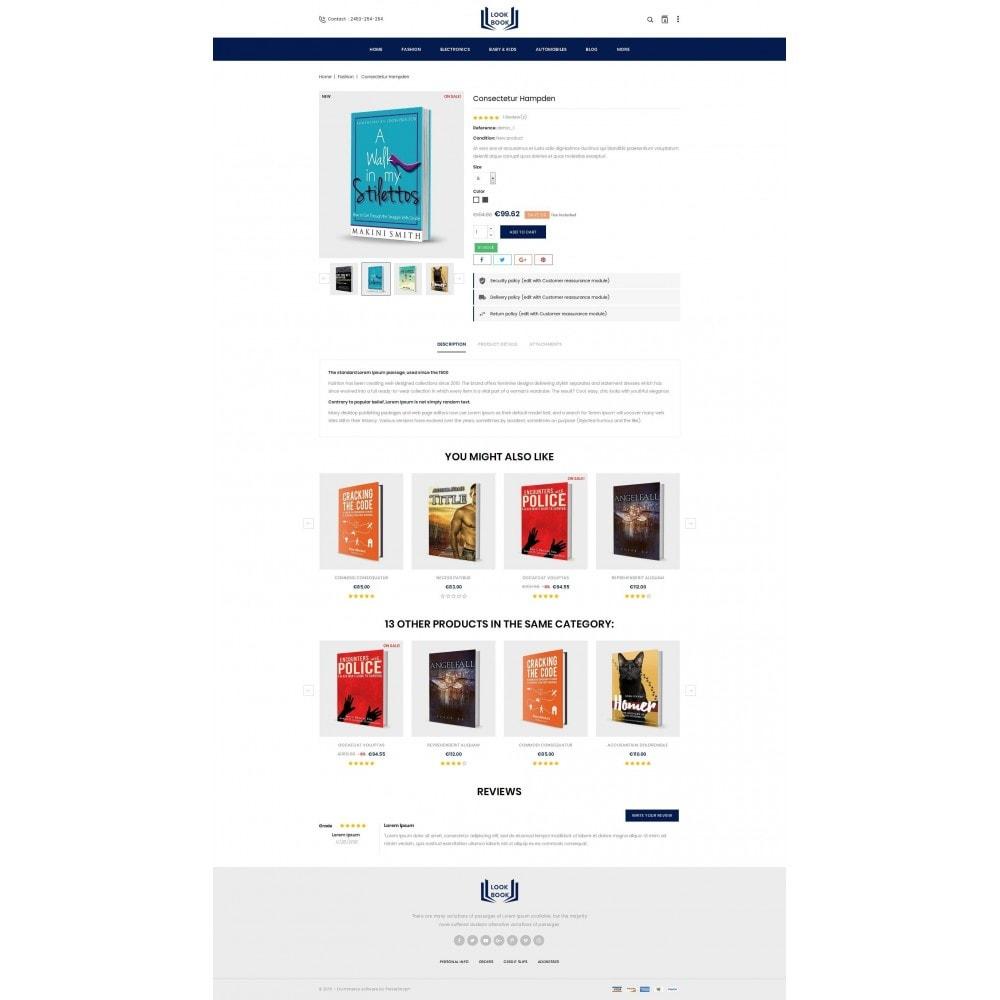 theme - Prezenty, Kwiaty & Uroczystości - Look Book Store - 5