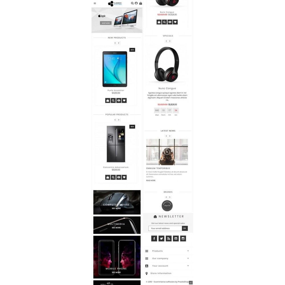 theme - Elektronika & High Tech - Classic Electro Store - 6