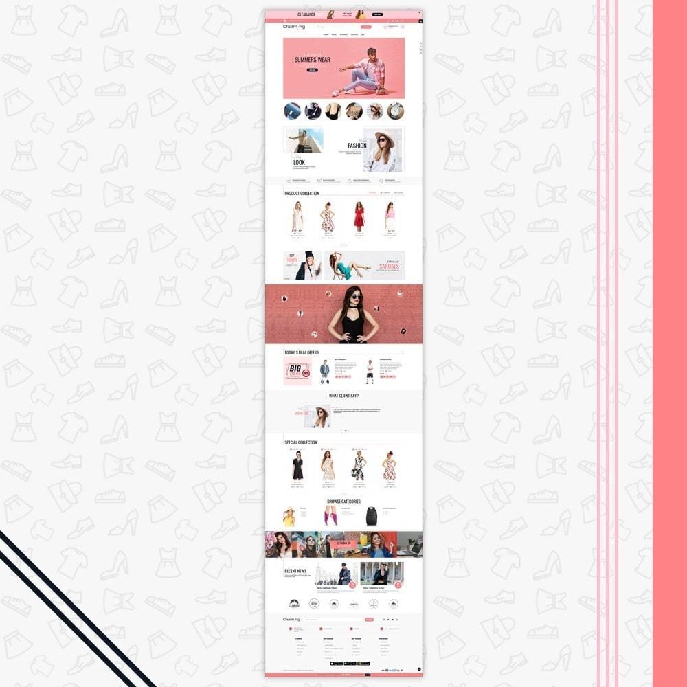 theme - Moda & Calzature - Charming Superstore Shop Template - 2
