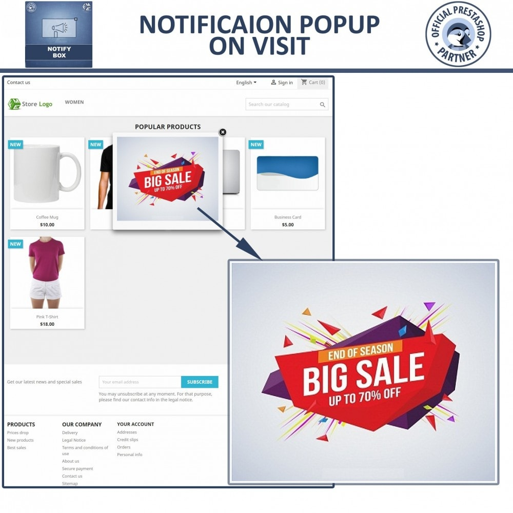 module - Pop-up - Pop up Promo and Notification | Show Attractive Pop Ups - 8