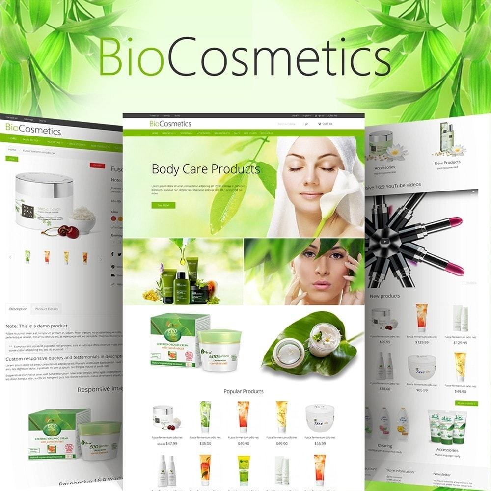 theme - Santé & Beauté - DT Bio Cosmetic - 1