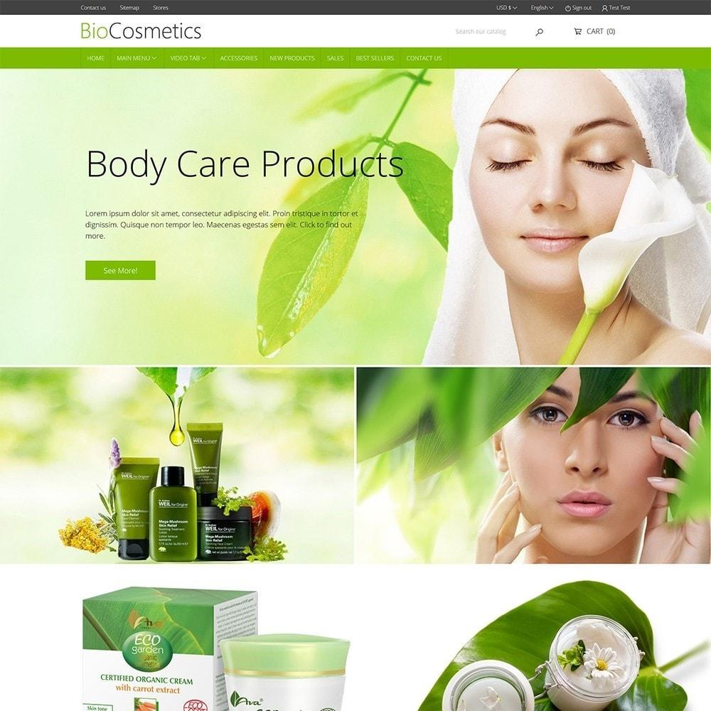 theme - Santé & Beauté - DT Bio Cosmetic - 2