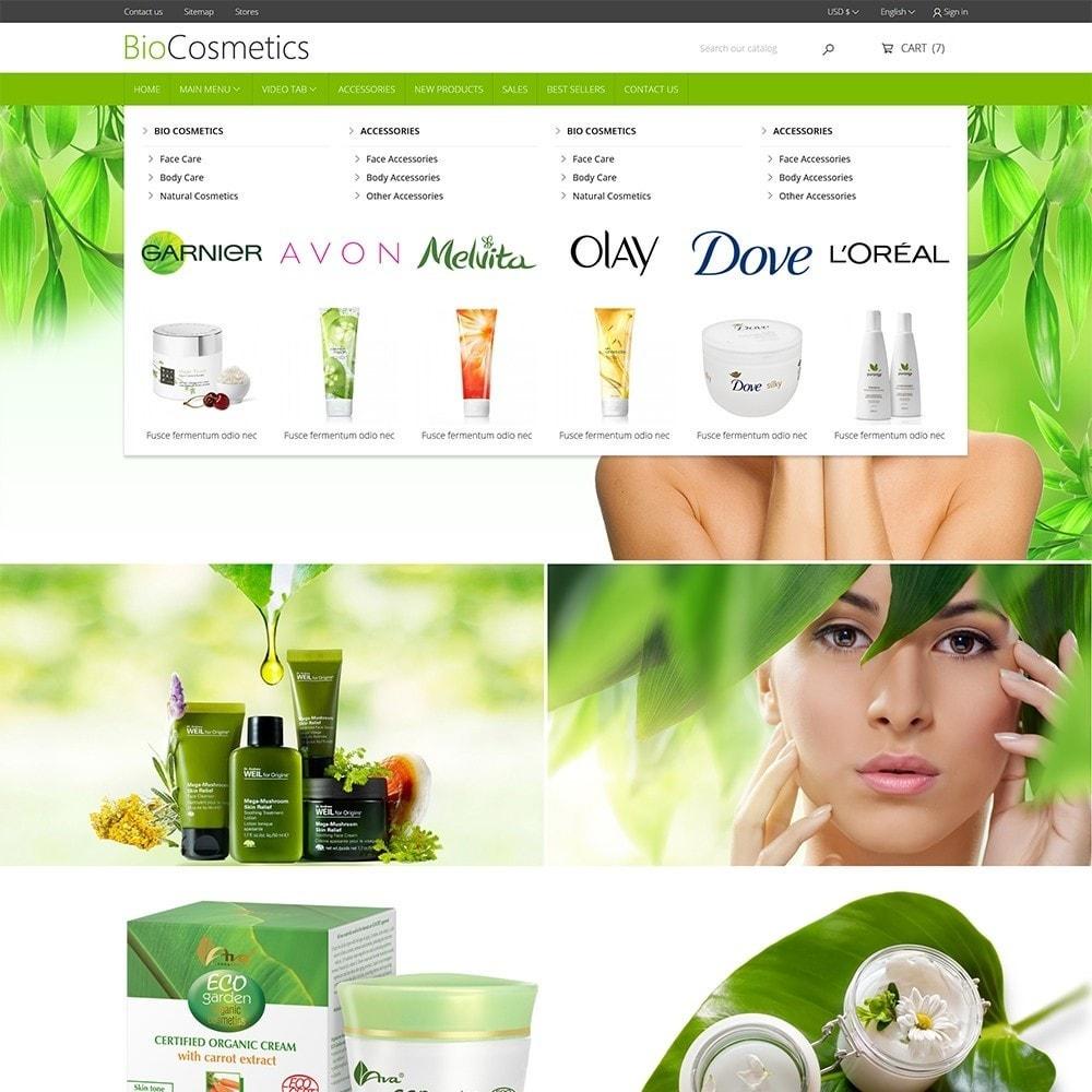 theme - Santé & Beauté - DT Bio Cosmetic - 3