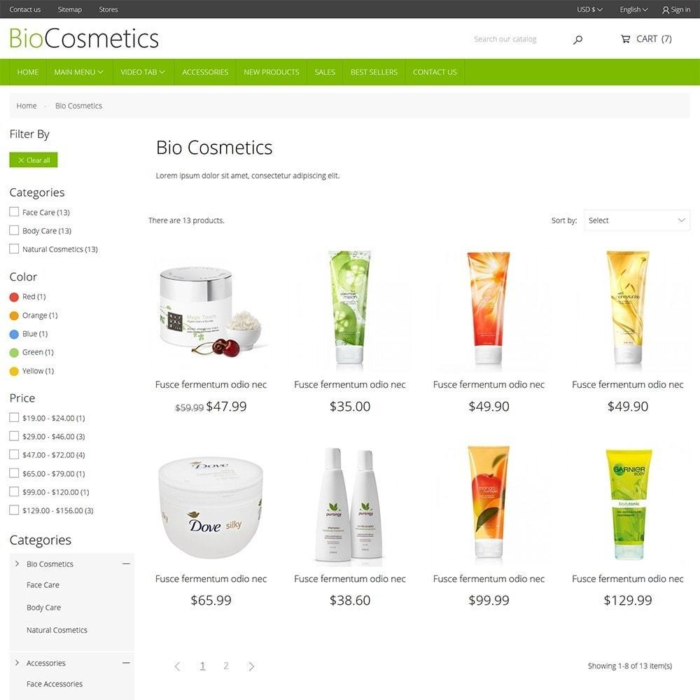 theme - Santé & Beauté - DT Bio Cosmetic - 6