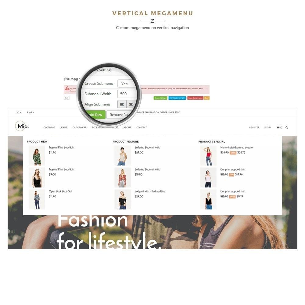 theme - Moda & Calçados - Leo Mia Clothing & Accessories Store - 3