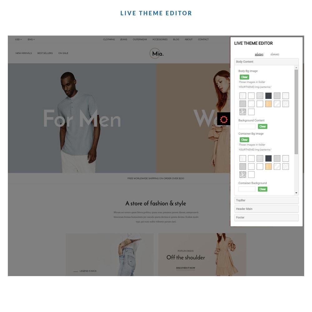 theme - Moda & Calçados - Leo Mia Clothing & Accessories Store - 4
