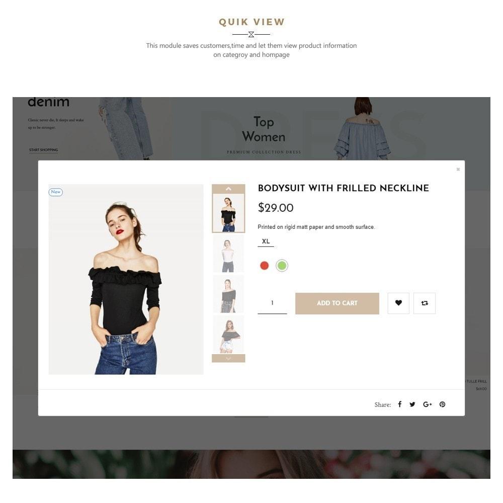theme - Moda & Calçados - Leo Mia Clothing & Accessories Store - 5