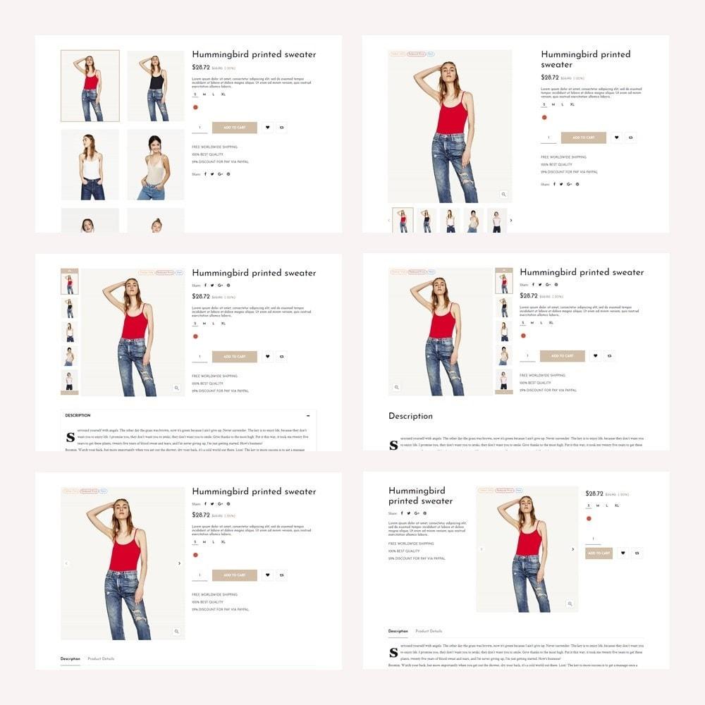 theme - Moda & Calçados - Leo Mia Clothing & Accessories Store - 6