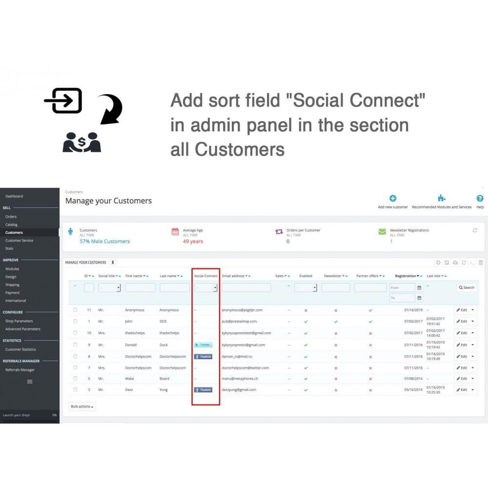 module - Gutschein in sozialen Netzwerken - Social Referrals + Connects (2 in 1) - 29