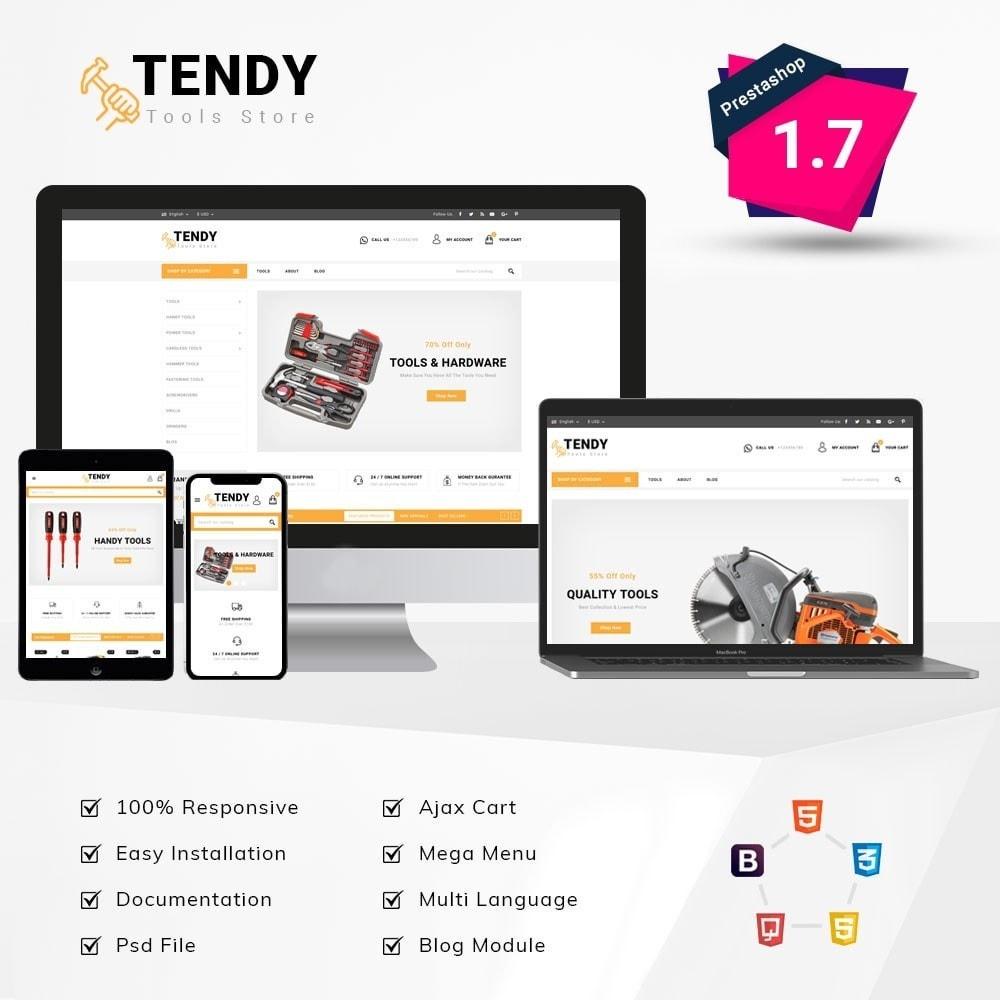 theme - Automotive & Cars - Tendy Tools Store - 1