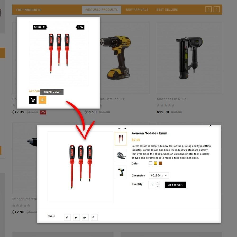 theme - Automotive & Cars - Tendy Tools Store - 6