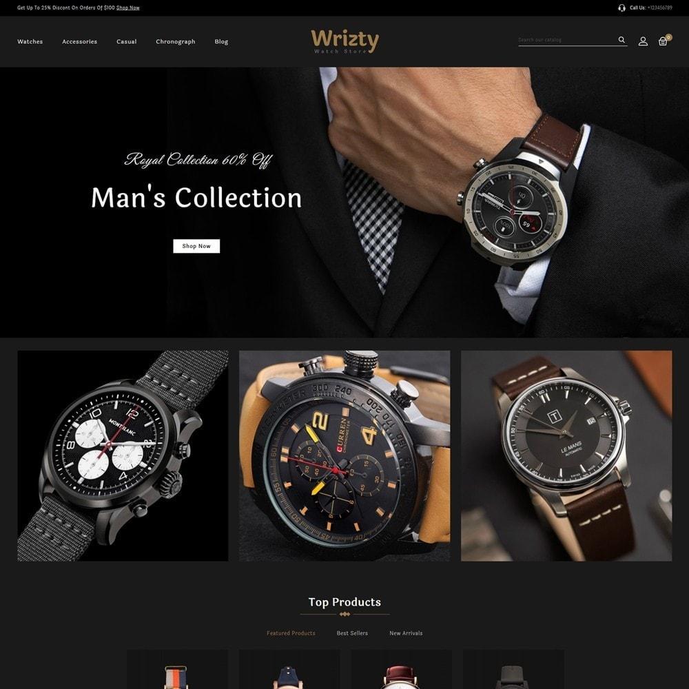 theme - Biżuteria & Akcesoria - Wrizty Watch Store - 2