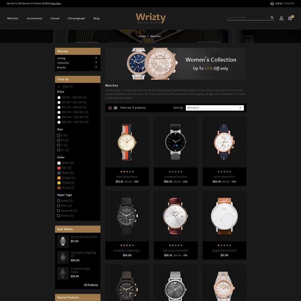 theme - Biżuteria & Akcesoria - Wrizty Watch Store - 3