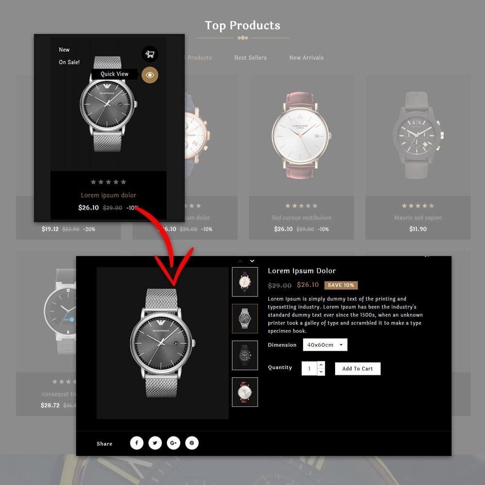 theme - Biżuteria & Akcesoria - Wrizty Watch Store - 6