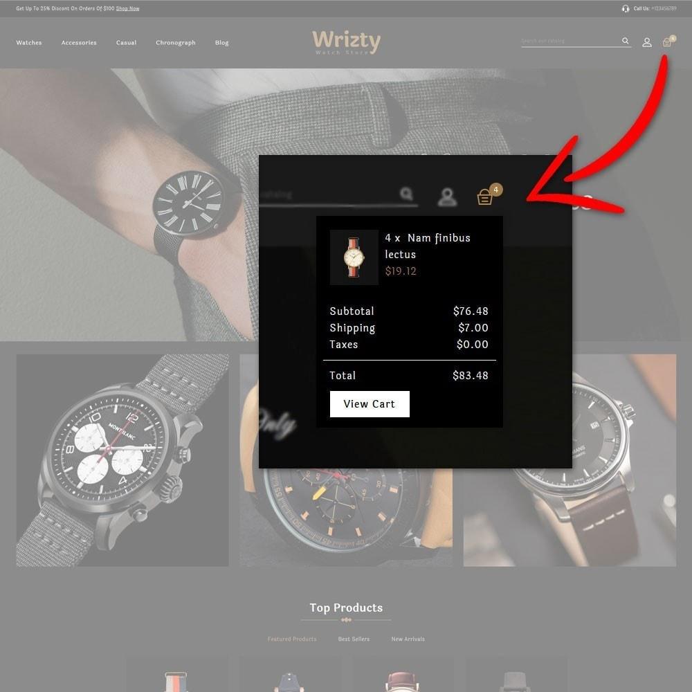 theme - Biżuteria & Akcesoria - Wrizty Watch Store - 8