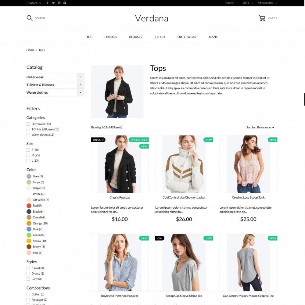 theme - Mode & Schuhe - Verdana Fashion Store - 13