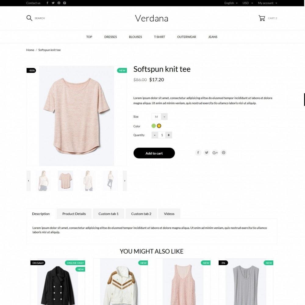 theme - Mode & Schuhe - Verdana Fashion Store - 14