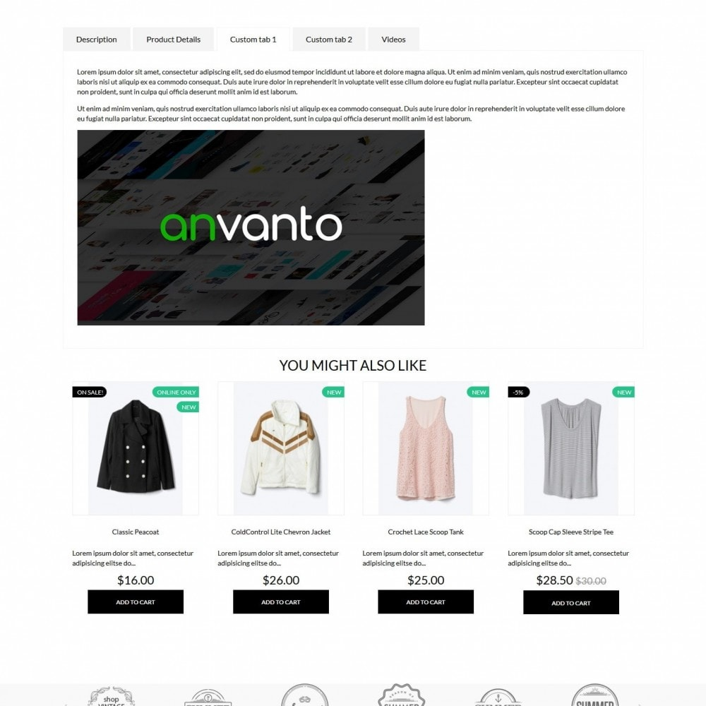 theme - Mode & Schuhe - Verdana Fashion Store - 16